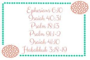 spouse scripture reading
