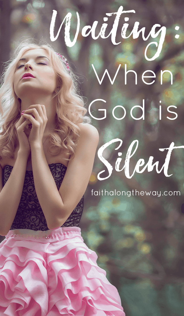 Are you waiting for God to answer your prayer?  Are you frustrated by His silence and desperate for answers?  Here's how to thrive in the waiting room of life.