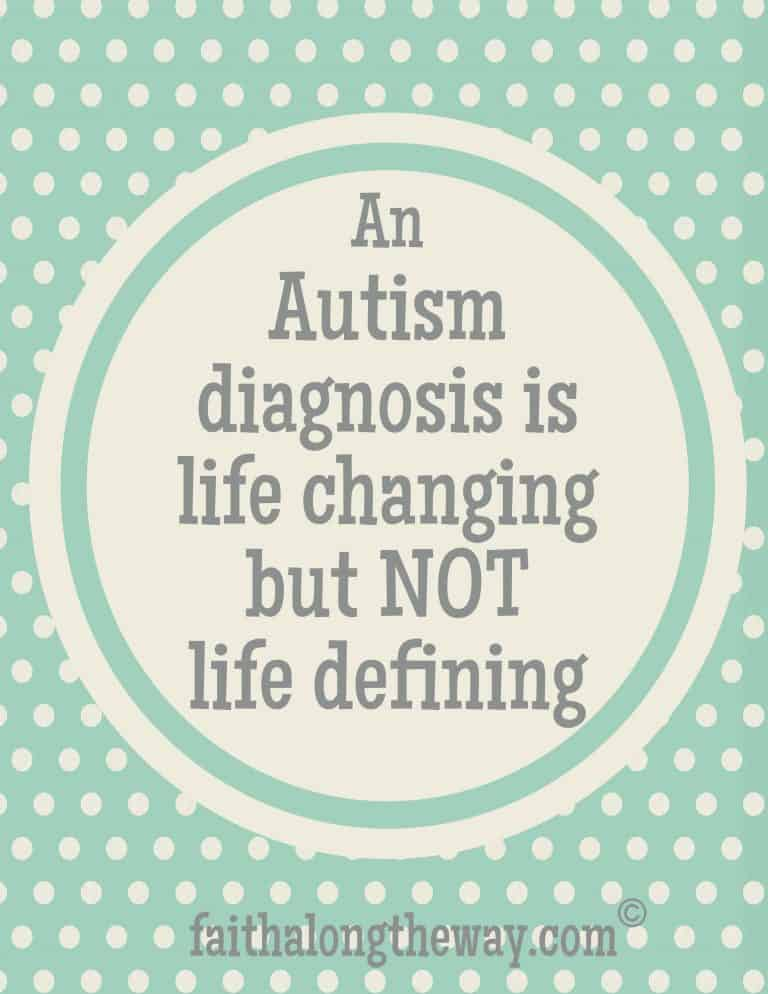 Autism Quote Printable: Weekend Words of Wisdom #7