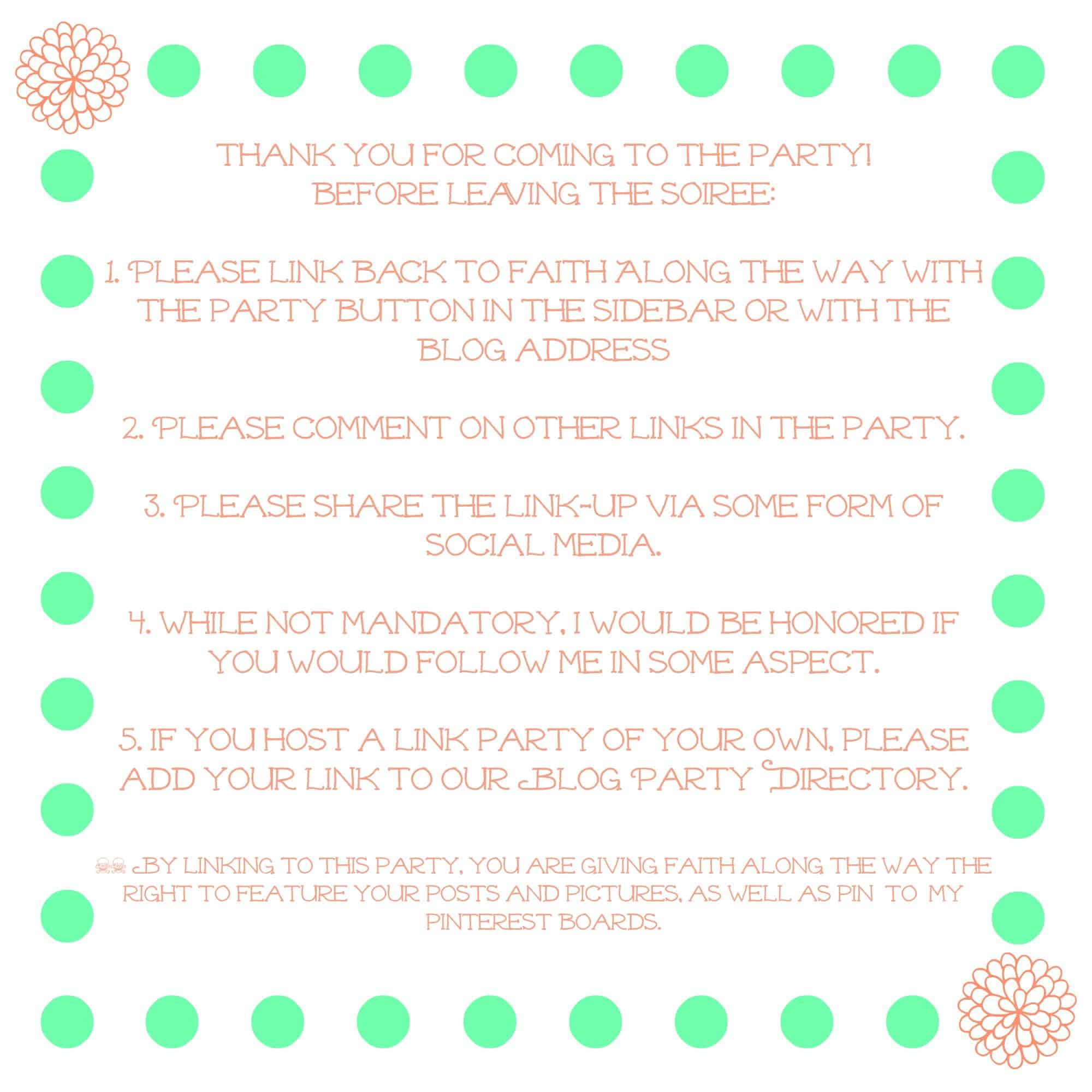 blogpartyrules