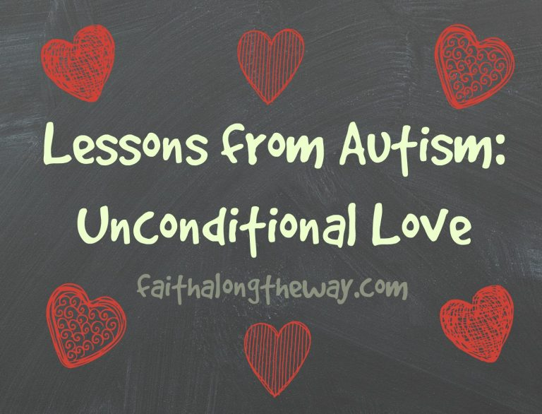 Lessons from Autism: Unconditional Love
