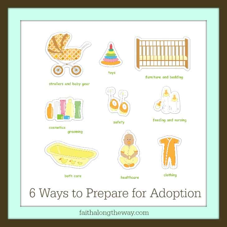 6 Ways to Prepare for Adoption