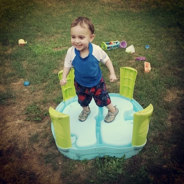 water table flipped