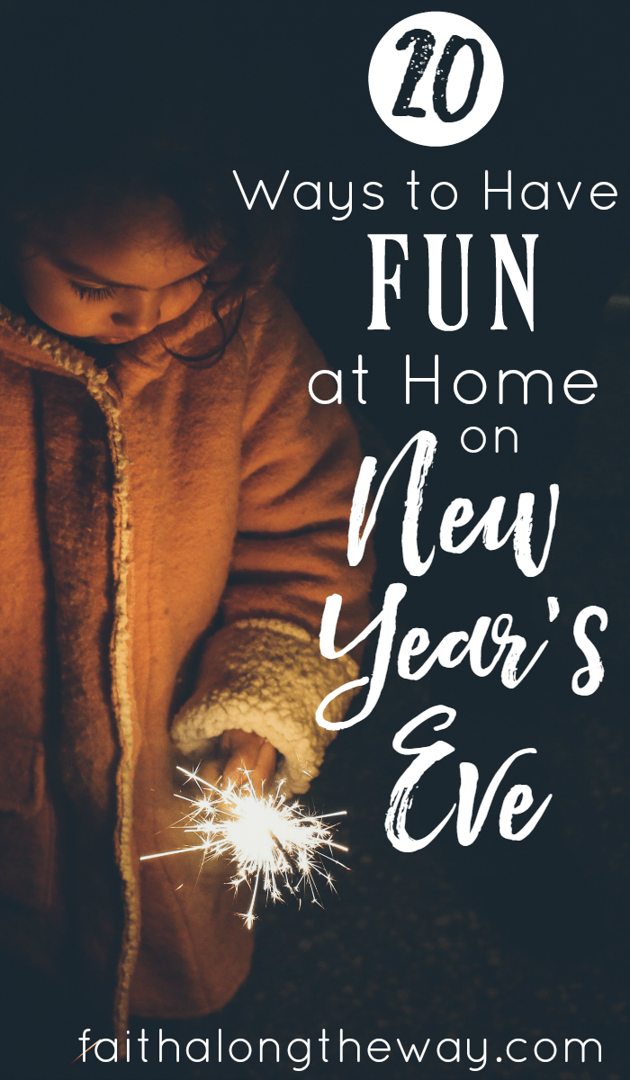 20 Ways to Have Fun at Home on New Year\'s Eve