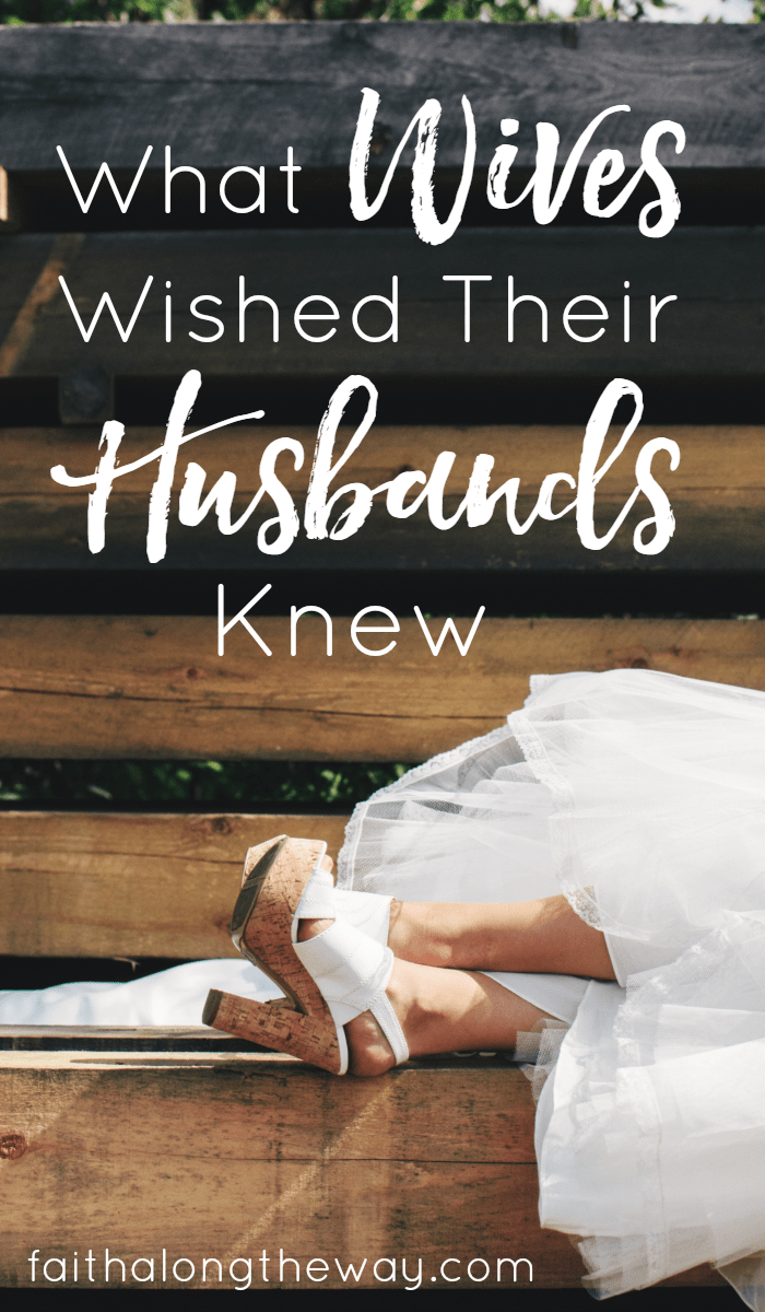 Women carry these thoughts in their heart and often they go unnoticed.  Men, here's what women REALLY wished you knew!