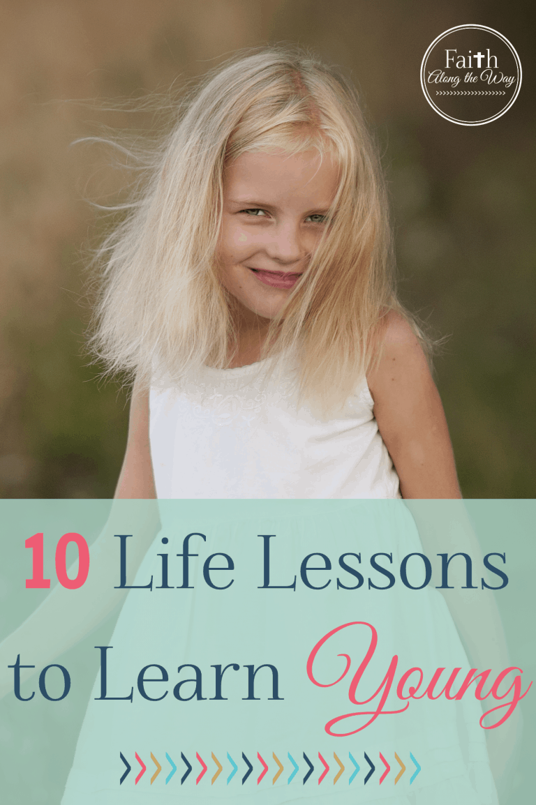 10 Life Lessons to Learn Young