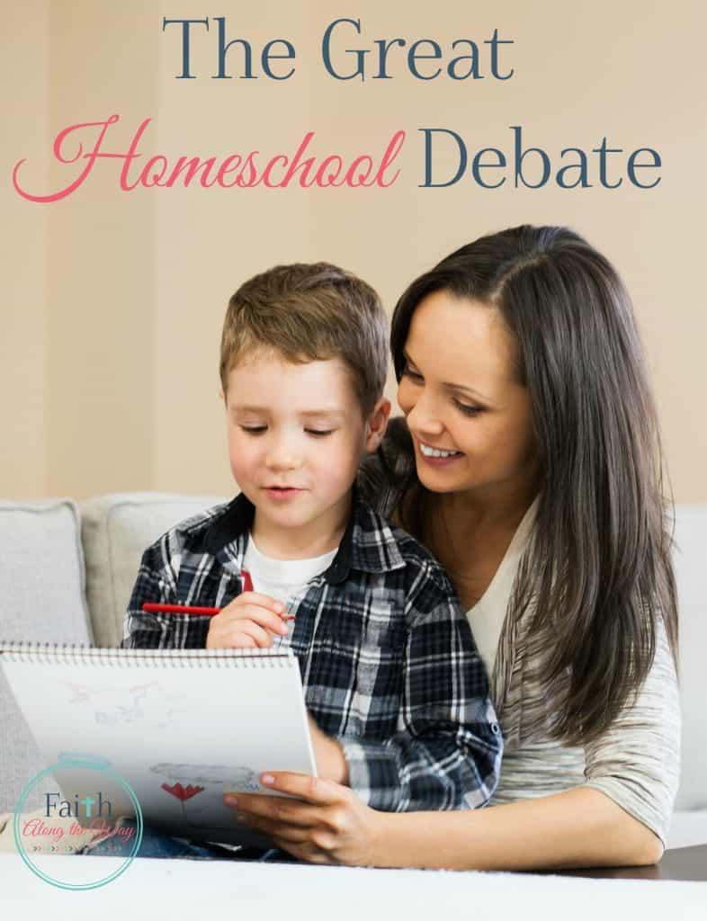 The Great Homeschool Debate