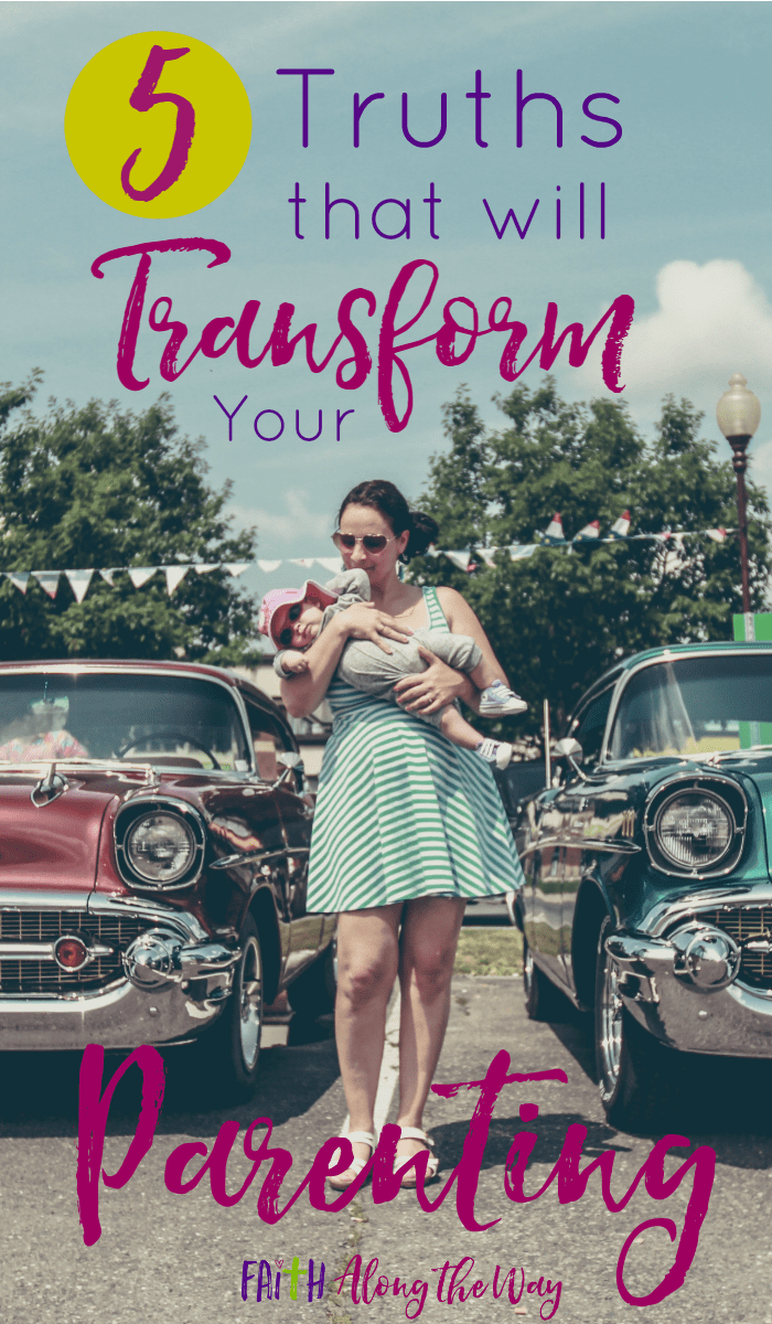 When you view parenting through these truths, your perspective will shift forever!