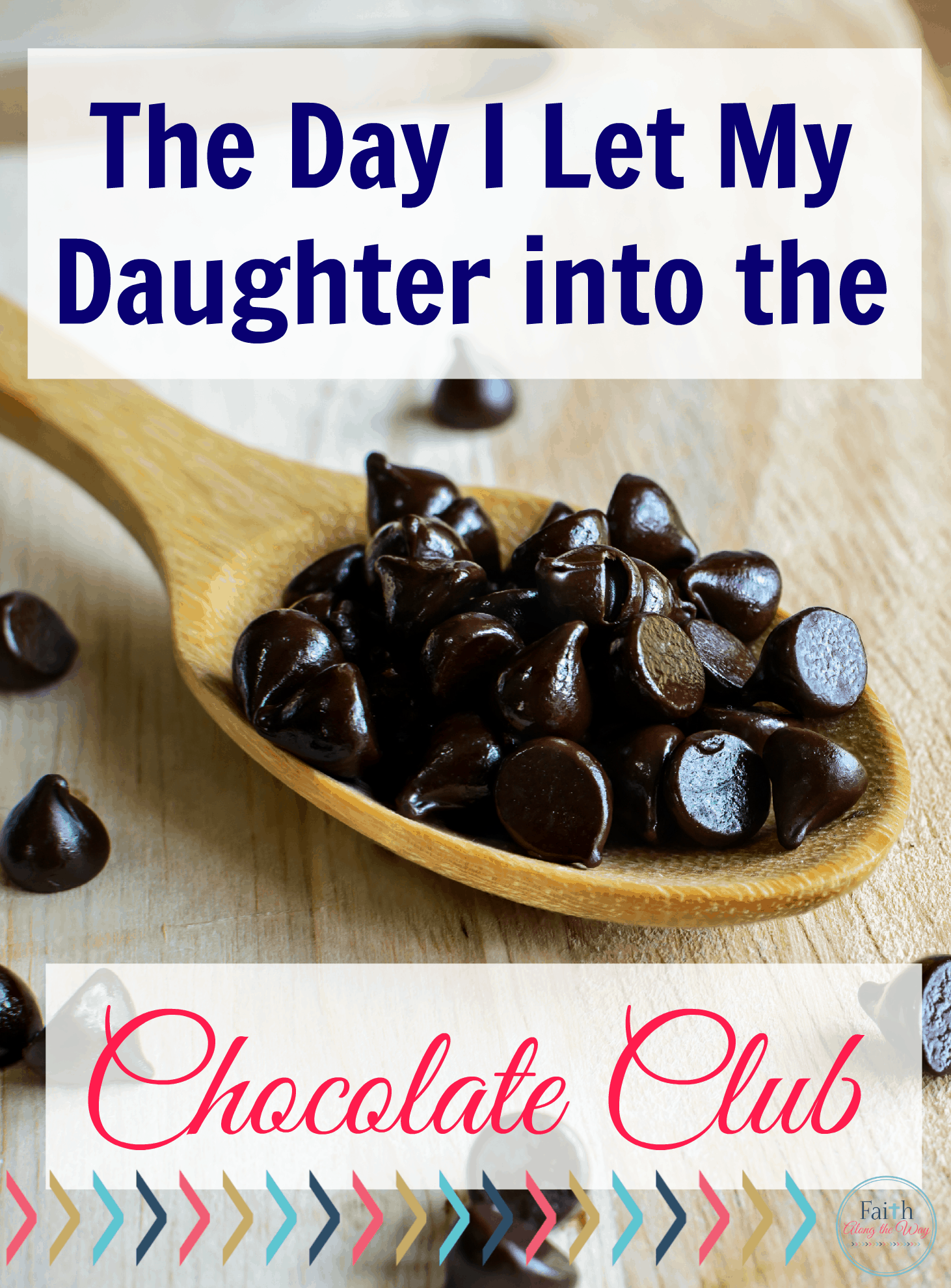 The Day I Let My Daughter into the Chocolate Club