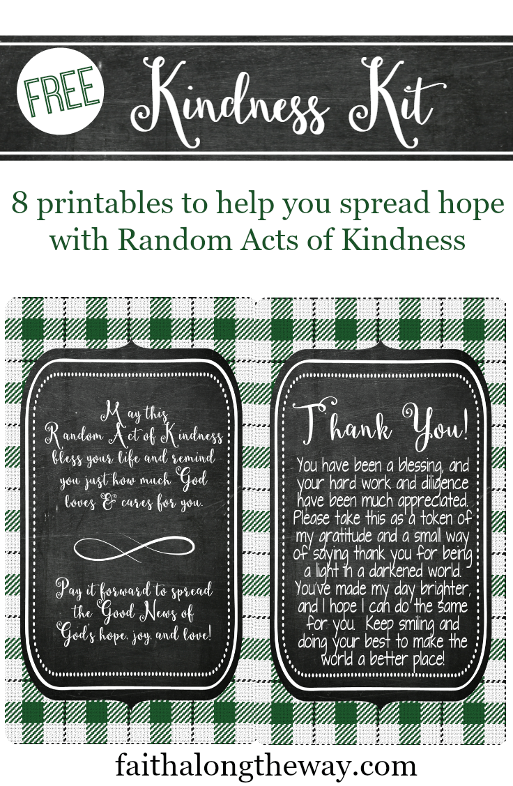 FREE Kindness Kit