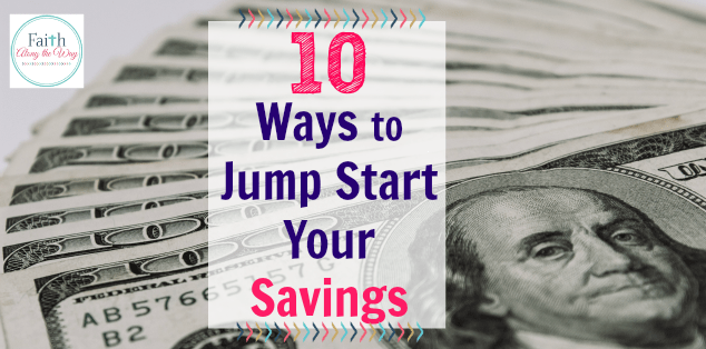 Jump Start Your Savings