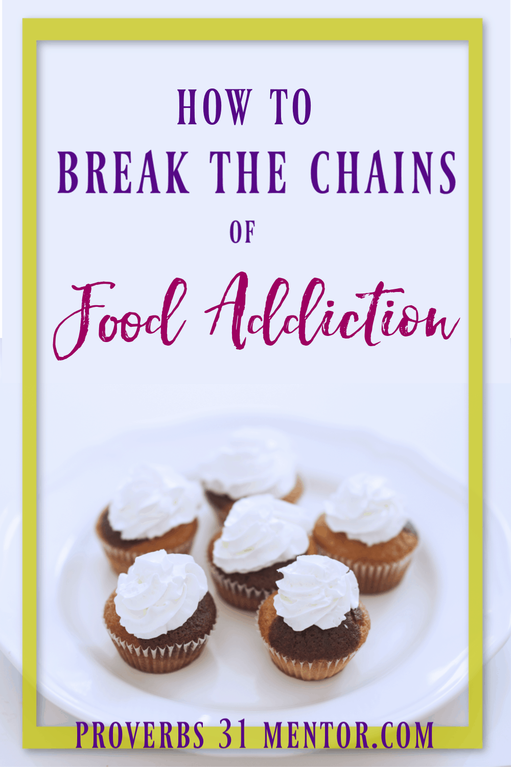Breaking the Chains of Food Addiction
