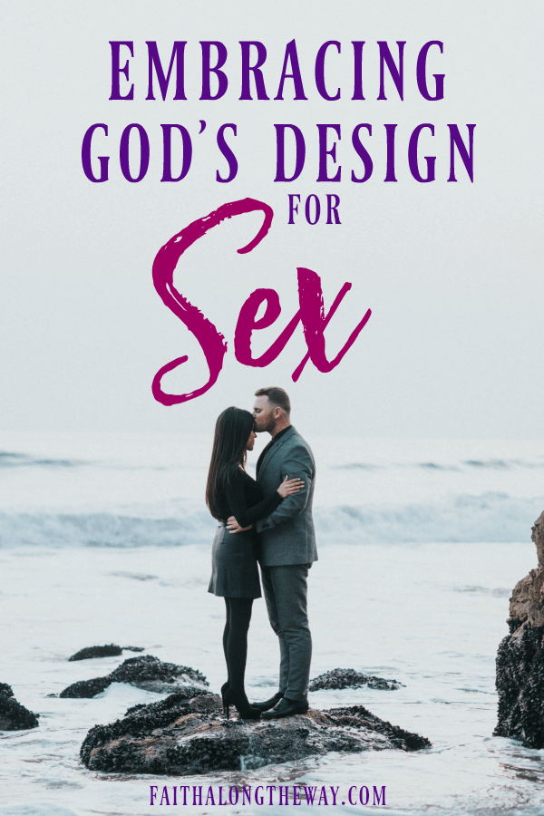 Help your marriage sizzle by connecting with your spouse the way God intended: through sex. | marriage | marriage advice | marriage goals | intimacy in marriage | Christian marriage | marriage struggles || Faith Along the Way #marriage #marriageadvice #marriagegoals #intimacy #intimacyinmarriage #christianmarriage