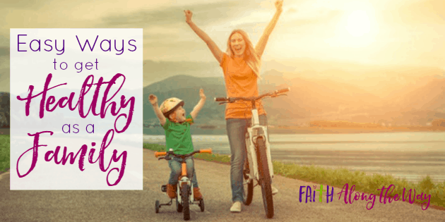 Get Healthy as a Family