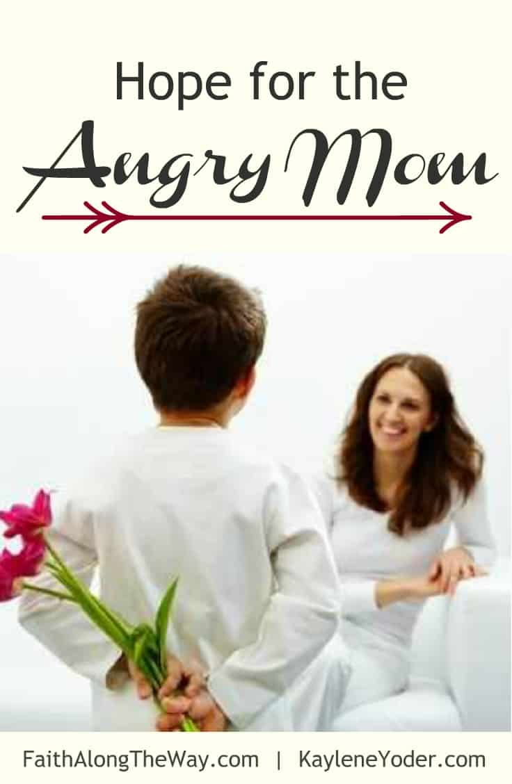 """Don't let """"mom anger"""" get the best of you! These practical steps and resources will help you manage your mom anger for good!"""