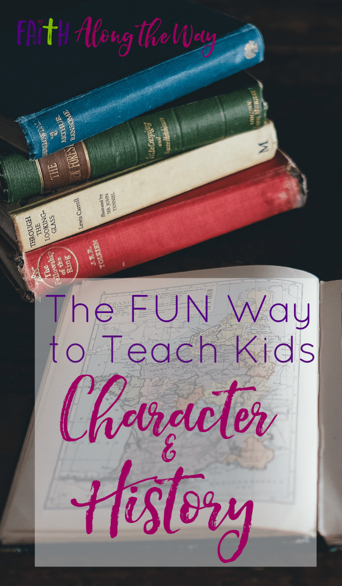 Guiding your kids towards godly character and a faith-filled view on history has never been more FUN! Enjoy your family time learning together while experiencing edge- of- your- seat excitement!
