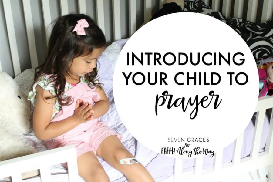 Teaching your child to pray isn't complicated and these simple tips will help your child grow in faith.