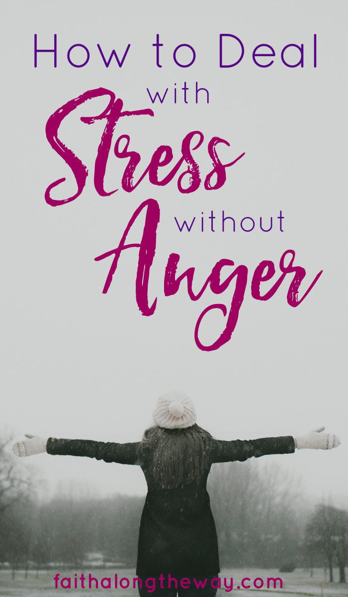 It IS possible to change your reactions to stress. You don't have to lash out at your family when stressed. Here's hope!