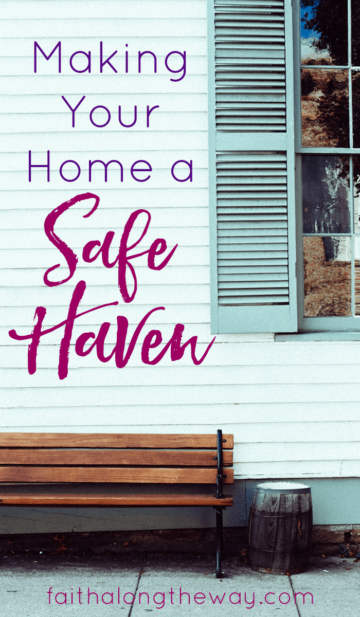 Follow these 9 principles for making your home a safe haven and watch your family relationship blooms. These ideas are easy to implement in any family.
