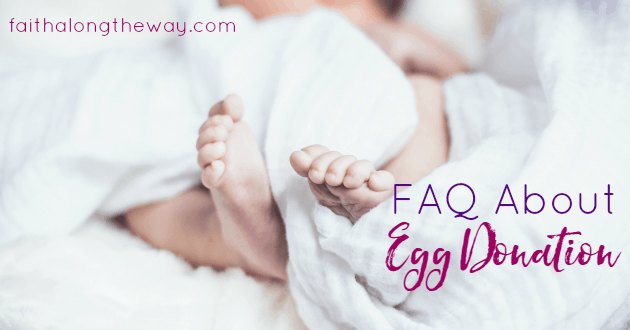 FAQ About Egg Donation