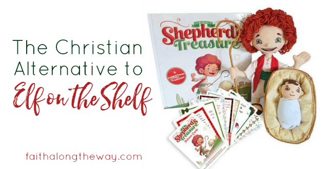 The Christian Alternative to Elf on the Shelf