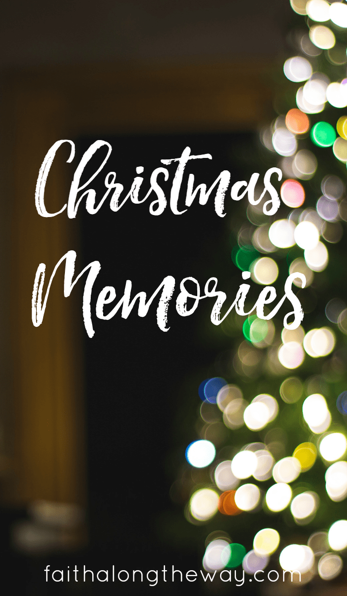Christmas is a time to reminisce with family and embrace memories of years to come.