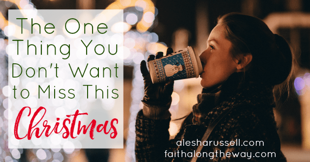 The One Thing You Don't Want to Miss This Christmas