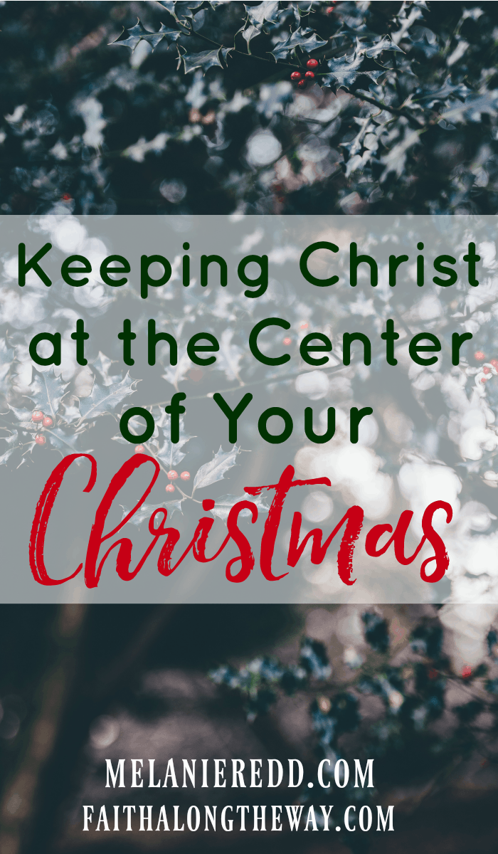 Keeping your Christmas focused on Christ has never been easier. These practical tips will help you keep your focus on what really matters this season.
