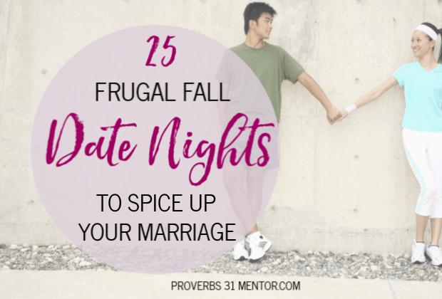 25 Frugal Fall Date Nights