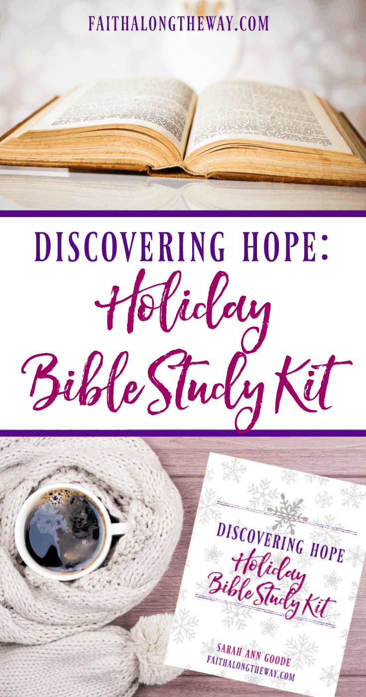This Thanksgiving and Christmas, discover the hope of the Lord in a new and fresh way.  This practical Bible study kit will help you savor remember God's blessings and promises nestled in the pages of Scripture.  It makes quiet times simple and practical, to help you savor the seasons.  #Biblestudy #Biblereadingplan #quiettimeresources #ChristmasBibleverses #Thanksgiving Bibleverses