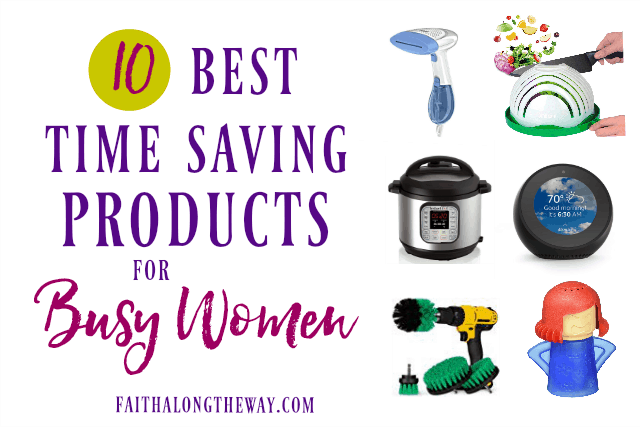 10 Best Time Saving Home Products for Busy Women