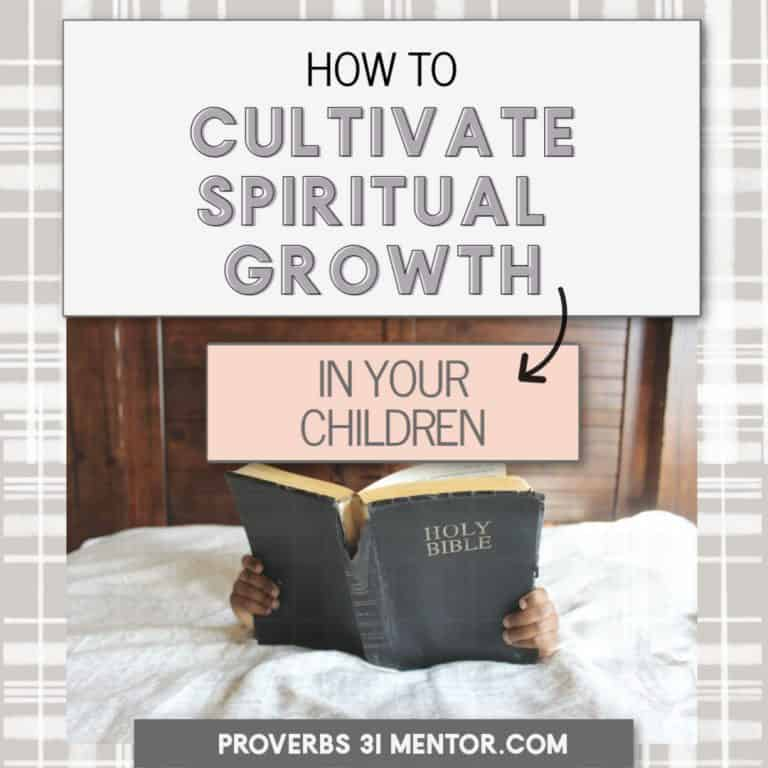 5 Best Ways to Cultivate Spiritual Growth in Your Child